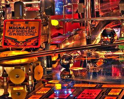 Lost in the Zone, Bally's Twilight Zone Pinball